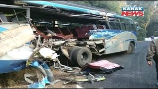 3 of Picnic Party Die In A Road Accident In Bhawanipatna