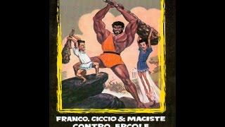 (MACISTE CONTRO ERCOLE NELLA VALLE DEI GUAI) con FRANCO & C.INGRASSIA  R.VIANELLO A.NINCHI-il film-