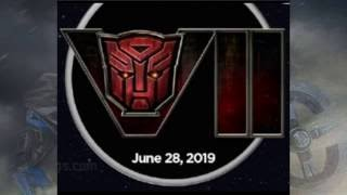 TF6 & TF7 OFFICIAL LOGOS REVEALED! TFORMERS TRILOGY RENAMED! [Approaching TF5 #18 ]