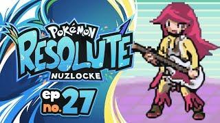 SYLON ELITE FOUR PT. 1! | Pokemon Resolute Nuzlocke w/ JayYTGamer: Episode #27