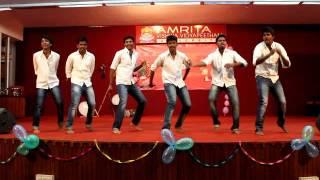 tamil folk  in Amrita pongal - Rhythm ratz