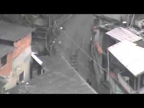 tiroteio na favela