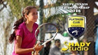 Egypt Tennis Championship 2014 (SHADYstudio)