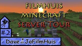 Filmhuis Server Tour Veel fail jumps.. en Informatie (Dutch)