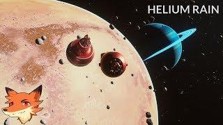 HELIUM RAIN [FR] Créez un empire économique! Construisez vaisseaux et stations spatiales!