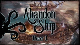 ABANDON SHIP PREVIEW | FTL ON THE SEA Part 1 - Let