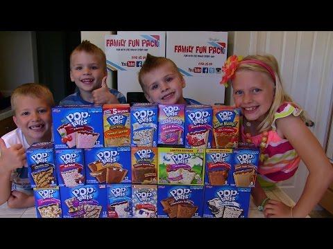 watch Pop Tart Challenge