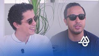 """إدريس ومهدي """"يفضحان"""" حقيقة برامج الكاميرا الخفية بالمغرب"""