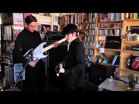 The xx NPR Music Tiny Desk Concert