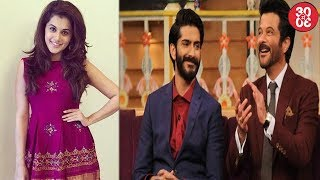 Taapsee Pannu Sets An Example & How | Anil Kapoor Calls Son Harshvardhan Kapoor Naive