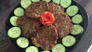 Chicken keema Kabab -how to make chicken kebab - kebab - kebab recipe