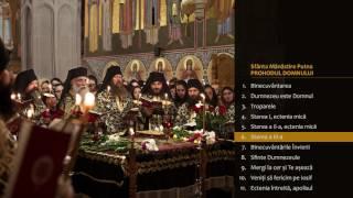 Mănăstirea Putna - Starea a III-a (Prohodul Domnului)