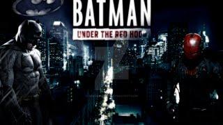 The Batman: Under The Red Hood (Fan) Movie Trailer 2018