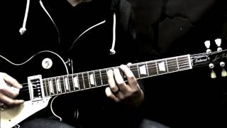Black Sabbath - Iron Man - Guitar Cover (with Solos)
