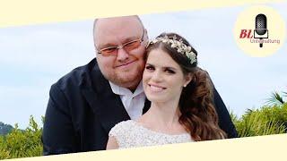 Kim Dotcom hat geheiratet – und will Neuseeland verklagen