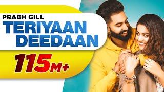 Teriyaan Deedaan (Official Video) | Parmish Verma | Prabh Gill | Desi Crew | Dil Diyan Gallan
