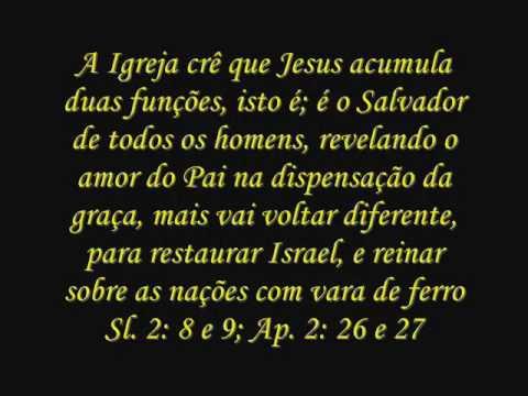 JESUS NÃO É O MESSIAS DE ISRAEL.