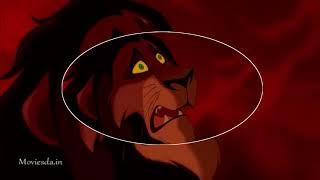 The Lion King - Simba vs Scar (Tamil)