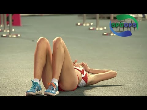 Girls of Universiade Athletics Highlights FHD