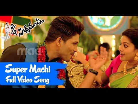 Xxx Mp4 Super Machi Full Song S O Satyamurthy Full Video Song Allu Arjun Upendra Sneha 3gp Sex