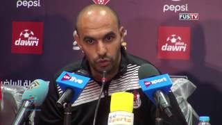 FUS vs Zamalek: Point de presse d