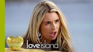 Rachel Is Shocked To Find Out That Rykard Slept With Olivia - Love Island
