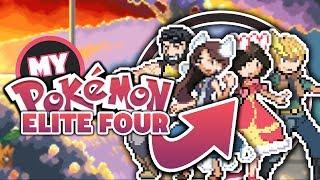 If I Had My Own Pokemon Elite Four!