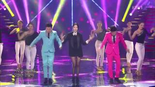 [LIVE HD] 141214 Korea-China Song Festival @ Chopsticks Brothers - Little Apple(筷子兄弟 - 小苹果)
