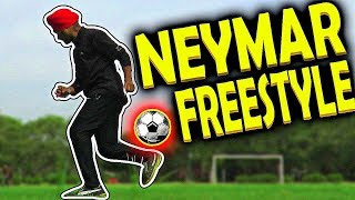Neymar Jr Best Football/Freestyle Training Warmup Skills And Tricks 2018 Magic Skills Tutorial