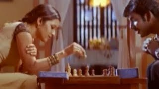 Vishal and Reema Sen playing chess - Prema Chadarangam love Scenes - Vishal, Vivek