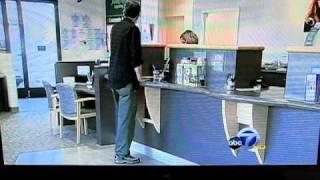 Bank of Marin returns TARP  (Channel 7 news)