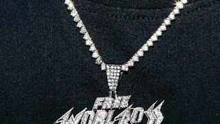 Vybz Kartel Loyal Friend Rvssian Gets Diamond Free World Boss Chain