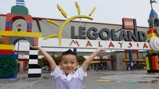 Legoland Malaysia Theme Park Family Holiday Fun Trip With Ckn Toys