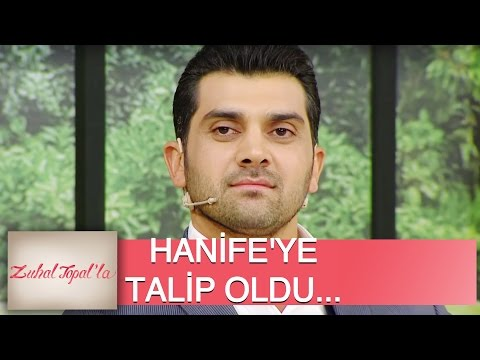Zuhal Topal'la 42.Bölüm (HD)   Popstar Bayhan Hanife'ye Talip Oldu!