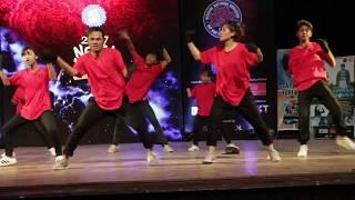 RDA Crew @ Nepal Hip Hop Dance Championship   Hip Hop International Nepal  Finale   Moin Uddin Show