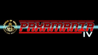 OFFICIAL PAXAMANIA IV VIDEO (PAX EAST 4/8/18)