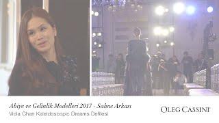 "Viola Chan ""Kaleidoscopic Dreams"" Backstage"