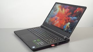 Mi Gaming Laptop Unboxing & Hands-On Review (English)