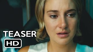 The Divergent Series: Allegiant Teaser Trailer (2016) Shailene Woodley Movie HD