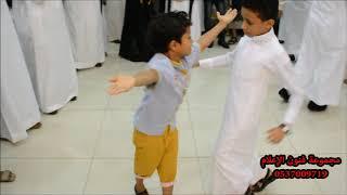 رقص اطفال يمنيين