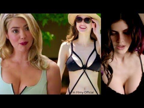 Xxx Mp4 Alexandra Daddario Amp Kate Upton Hot Bikini Scene The Layover 2017 3gp Sex