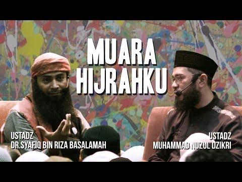 Xxx Mp4 MUARA HIJRAHKU Ustadz Dr Syafiq Bin Riza Basalamah Ustadz Nuzul Dzikri 3gp Sex
