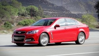 Chevrolet SS Review - Vs Charger SRT8 - (4 Door Muscle Cars Pt. 2) -- Everyday Driver