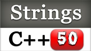 Introduction to Strings in C++ | CPP Programming Video Tutorial