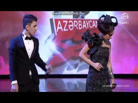 Azerbaycanin Sesi SAMIR CHEKMAROV YEGANE ORUCOVA Часы