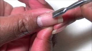 How To Remove AcryGel, Gel, or Acrylic Damage Free!