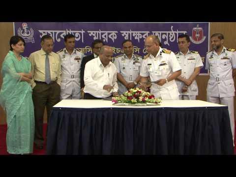 MOU Between Bangladesh Open University And Bangladesh Navy