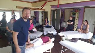 Table Thai Massage Therapy Full Class 11/21