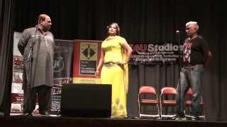 Punjabi stage drama Mr Left Right by JR Entertainment