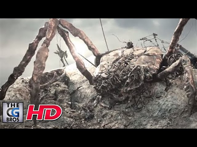 """CGI VFX Stop-Motion Short Film HD: """"OMEGA"""" - by Eva Franz and Andy Goralczyk"""